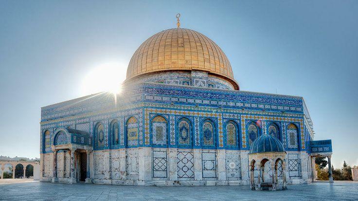 Jerusalem, IsraelBucketlist, Mosques, Travel Channel, Favorite Places, The Rocks, Dome, 1300, Jerusalem Israel, Tranquil Travel