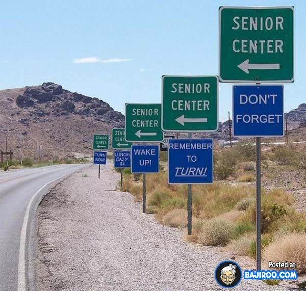 Hahaha...I wonder how helpful that would actually be to a senior citizen..