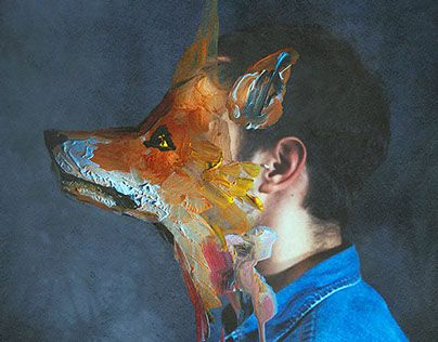 "Check out new work on my @Behance portfolio: ""Miss and Mr. FOX"" http://on.be.net/1BwNIU2"