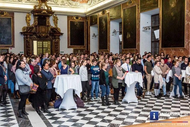 Bürgermeister Nagl empfängt Auslandsstudentinnen und Auslandsstudenten - 001