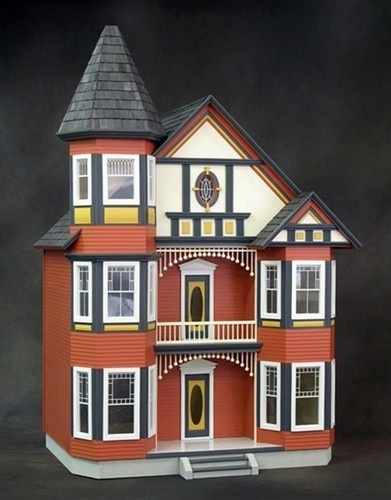 17 Best Images About 20 Year Old Dollhouse Rehab On