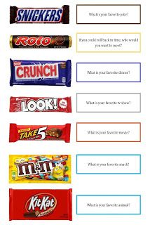 1000 Ideas About Candy Bar Gifts On Pinterest Candy Bar