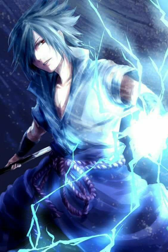 Sasuke Uchiha Wallpaper ♥♥♥ #Chidori #Cool #Beautiful #Shippuden