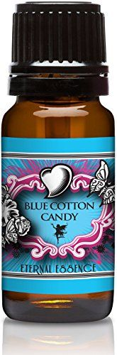 Blue Cotton Candy Premium Grade Fragrance Oil - 10ml - Scented Oil - http://astore.amazon.com/ourhea05-20/detail/B01KPCNUNG