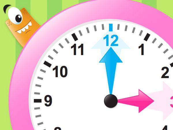 Monster Time : Tizen OTC App on Behance