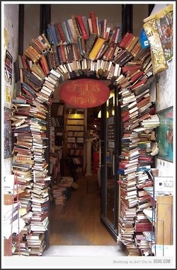 ..: Doors, Book Stores, Favorite Places, Bookstores, Arches, Things, Book Arch, Bookarch, Lyon