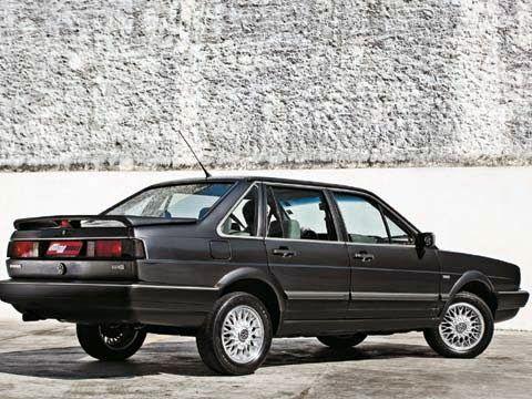 VWSquareMotorSport-DF: VOLKSWAGEN SANTANA EX - QUATRO RODAS MARÇO DE 1990