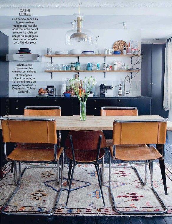 119 best Food corner images on Pinterest Beautiful kitchens, Glass - decoration portes d interieur