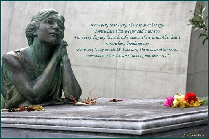 Death of Daughter Sentiments | saturday s sayings