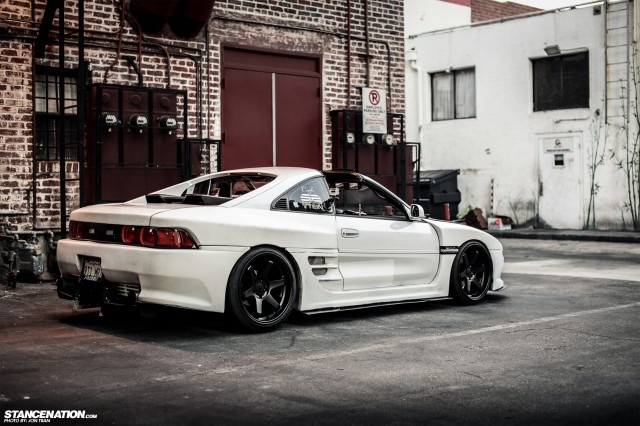 Function & Form // Michael Teh's Toyota MR2.