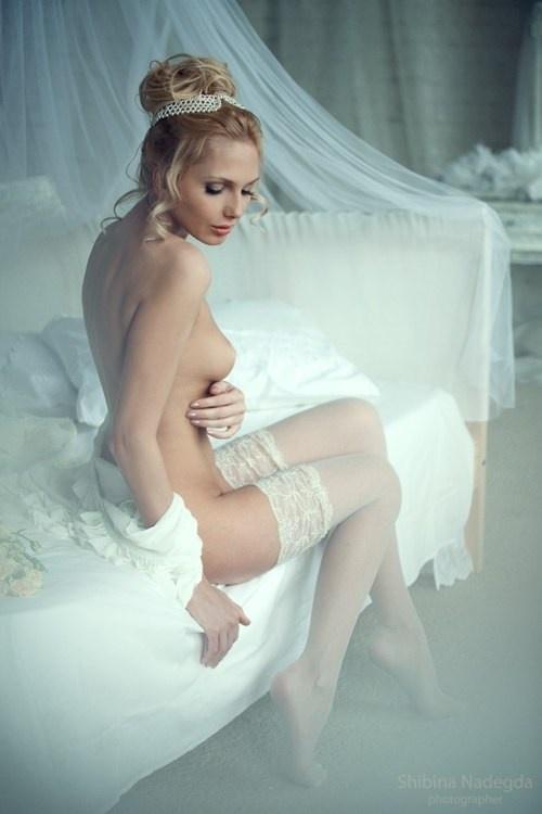 невесты эротика фото