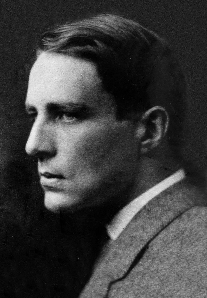young Robinson Jeffers