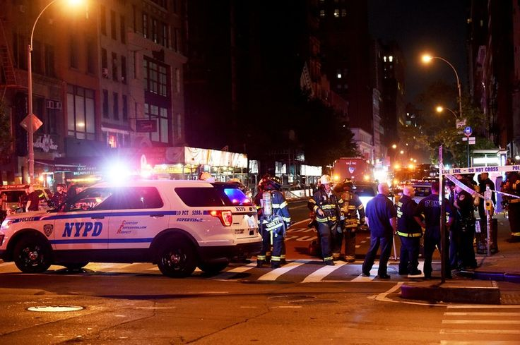 The New York City Bombing And The Boston Marathon Bombing Have Something In Common