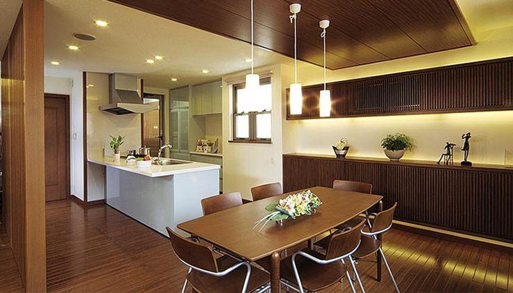 こだわりのインテリア・内観|一戸建て木造注文住宅の住友林業(ハウスメーカー)