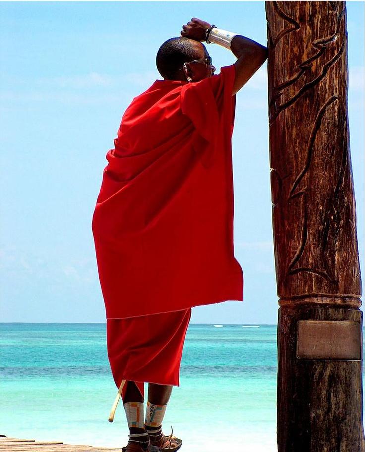 The Guardian Masai