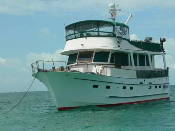 50' Marine Trader 1982 MY Boat For Sale Www