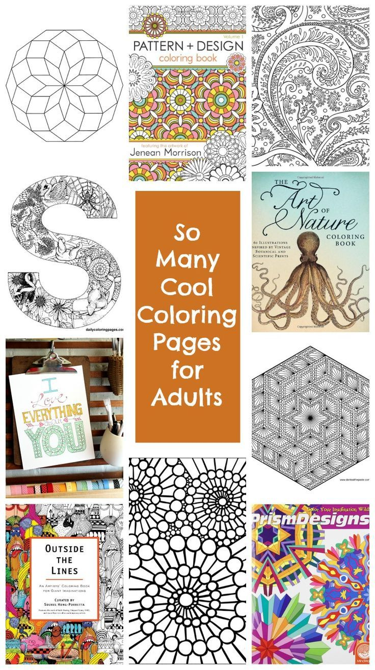 17 Best ideas about Cool Coloring