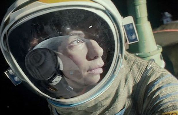 'Gravity' Review: This'll Scare Off Any Would-Be Astronauts