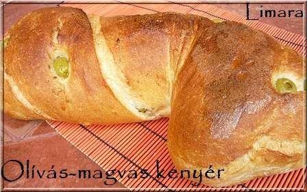 Néhány napja sütöttem ezt a kenyeret, akkor nem volt időm feltenni, később meg nem találtam sehol a receptet. Így jár az, aki állandóan fec...