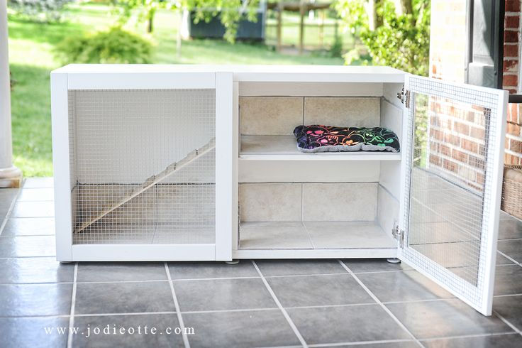 house-rabbit-hutch