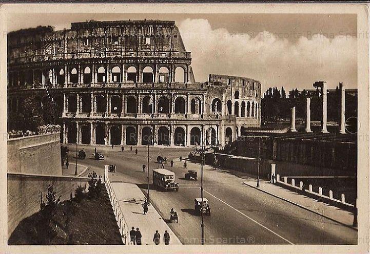 Via dell'Impero Anno: Primi anni '30