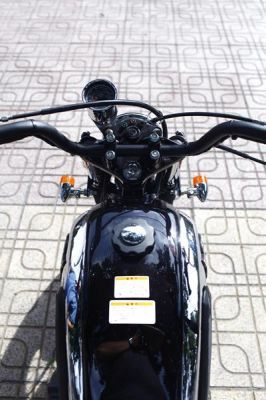 Khoe Khong Ban Honda Benly CD125T RoadTrack