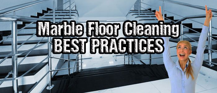 Want stunning marble floors? Follow our marble floor cleaning best practices. http://www.pro-clean.ca/marble-floor-cleaning-best-practices/