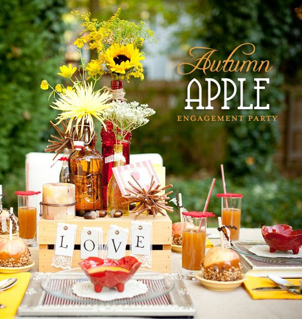 cute engagement party ideas at home. Cute Bridal Shower theme for a fall shower  71 best WEDDING Engage Party images on Pinterest Weddings Theme