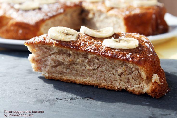 Torta+leggera+alla+banana