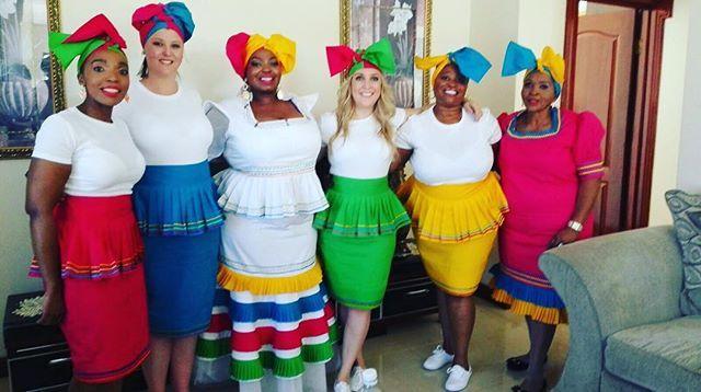 #AfricanBride #Sepedi #TraditionalWedding #tb