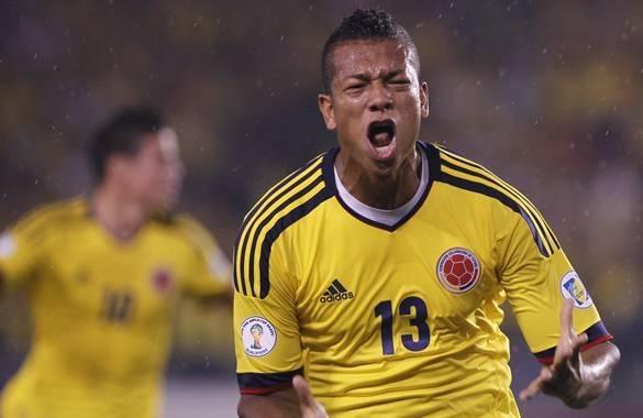 GUARÍN, Freddy | Midfield | Inter de Milan (ITA) | @fguarin13 | Click on photo to view skills