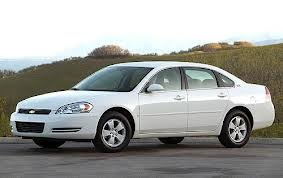 """The 2006 Chevrolet Impala Pulled Out """"Most Of The Stops"""""""