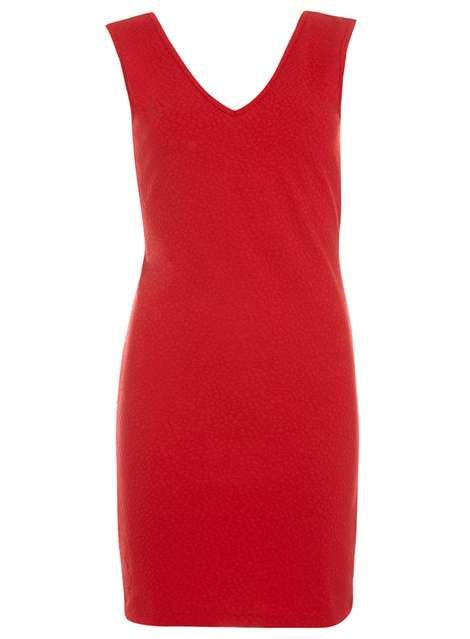 #little #red #dress mini #causal #elegant #short #sleeveless #bodycon #chic #capsule #wardrobe