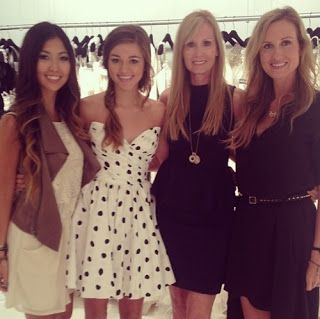 My Blog: Sadie Robertson Prom Dress Line #duckdynasty