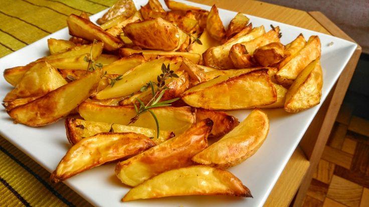 Pečené brambory po provensálsku