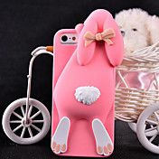 Stereo Rabbit Silicon Case for iPhone 5/5S – USD $ 12.99