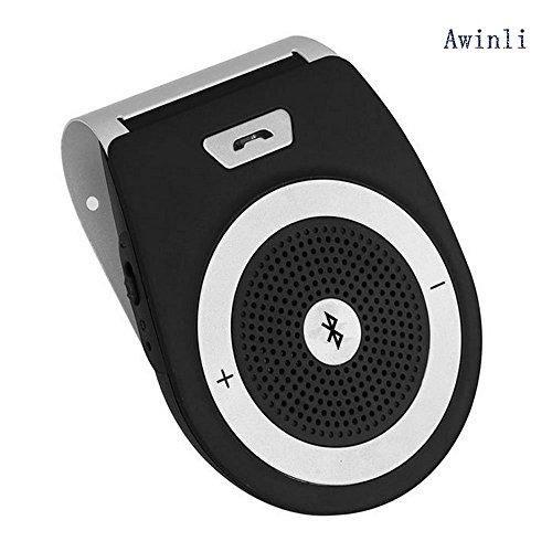 Oferta: 18.49€ Dto: -62%. Comprar Ofertas de Wireless Bluetooth Car Kit 4.1 Altavoz Para Automóviles De Coches de Sun Visor Manos Libres Simultáneo Para Soporte De 2 Telé barato. ¡Mira las ofertas!