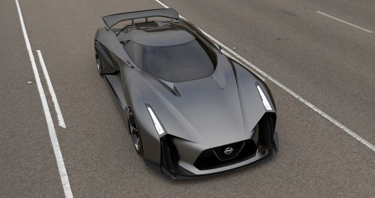 Nissan Concept 2020 Vision Gran Turismo Revealed, Likely Hints At R36 GT-R