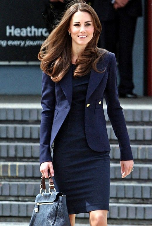 Kate in the Manon dress by Roland Mouret by lucille