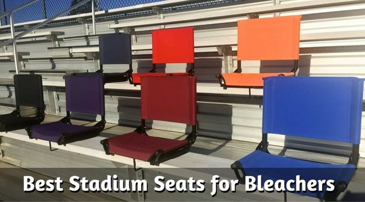 List Of Portable #StadiumSeats You Can Buy http://www.bestoninternet.com/sports-and-fitness/exercise-fitness-equipment/stadium-seats-bleachers/ After spending many hours in the stadium, you will be tired the stadium plastic bench. I have listed Best Stadium #Seats for you. So, You can enjoy your favorite games or match in the stadium.  It is portable so you can easily carry and travel with it.