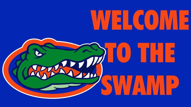 Florida gator desktop wallpaper florida gators mascot for Florida gators the swamp shirt