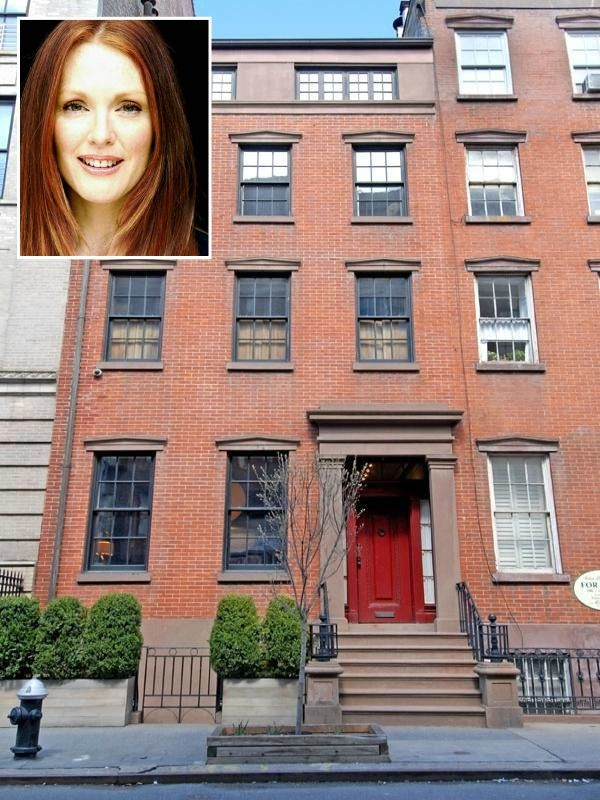 88 best images about julianne moore on pinterest for West village townhouse for sale