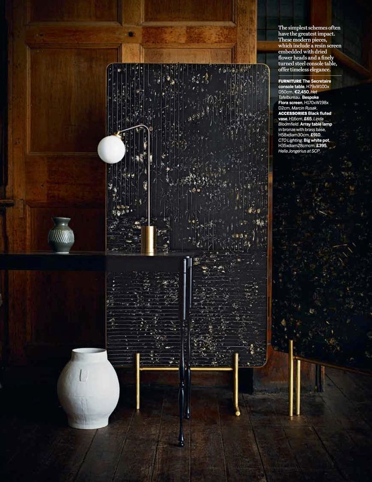 The Secretaire from Het Tafelbureau featured in this months @homesandgardensuk. The February issue 2016.