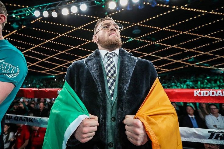 Conor McGregor: The Fight of his Life - WBN - World Boxing News