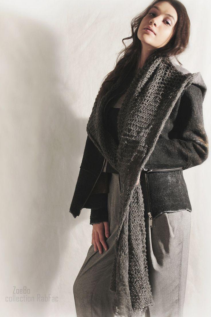 RabFac collection ZoeBo fashion design 2014