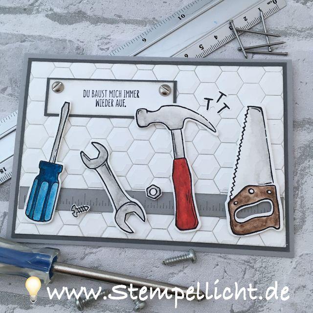 Stempellicht: Hammer! ein tolles Stampin´Up Set aus dem Frühjahr-Sommerkatalog 2017