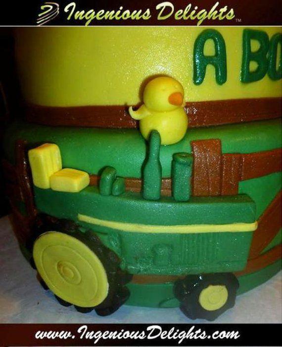 john deere baby shower cakes and ideas john deere baby shower cake