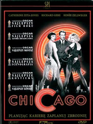 Chicago DVD #Chicago, #CatherineZetaJones, #RichardGere, #ReneeZellweger, #DVD