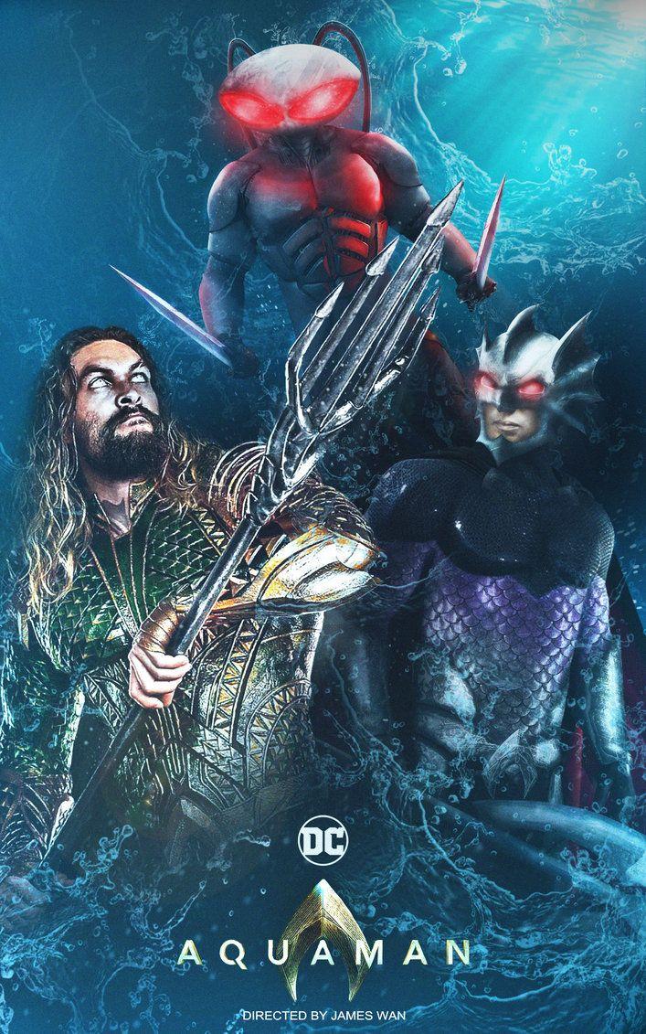 Aquaman 2018 Movie Poster By Https Digestingbat Deviantart Com On Deviantart Aquaman Superhero Movies Aquaman 2018
