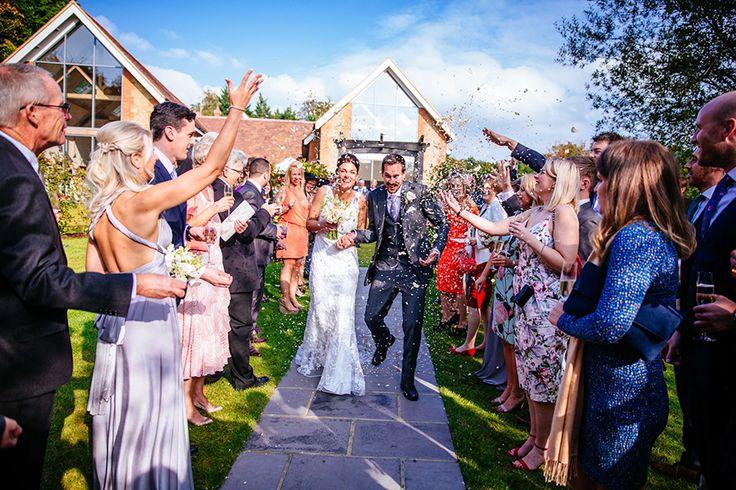 The Best Barn Wedding Venues In Surrey Millbridge Court Chwv
